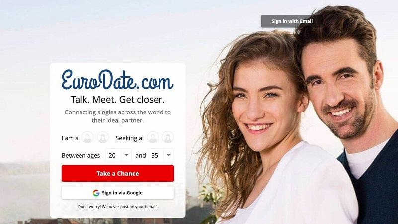 Eurodate.com - Find Beautiful European Dating Site
